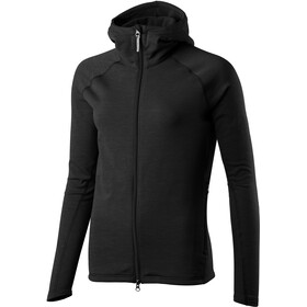 Houdini Outright Houdi Fleece Jacket Dame rock black